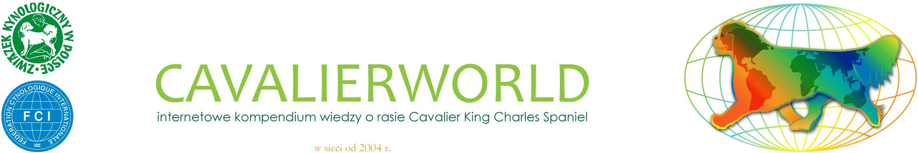 Cavalier World – Portal Cavalier King Charles Spanieli, Informacje o rasie, Szczenięta, hodowle – wszystko w jednym miejscu.